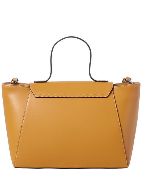 Valentino by Mario Valentino Camilla Soave Top Handle Leather Satchel~11600277240000