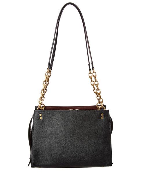 Coach Leather Shoulder Bag~11602135780000