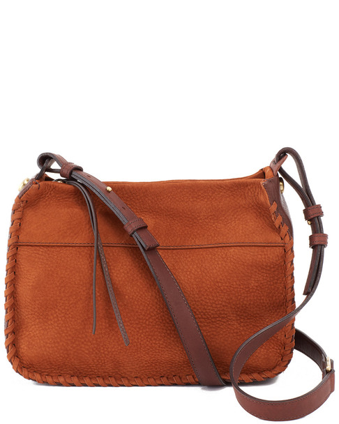 Hobo Banjo Leather Crossbody~11602201740000