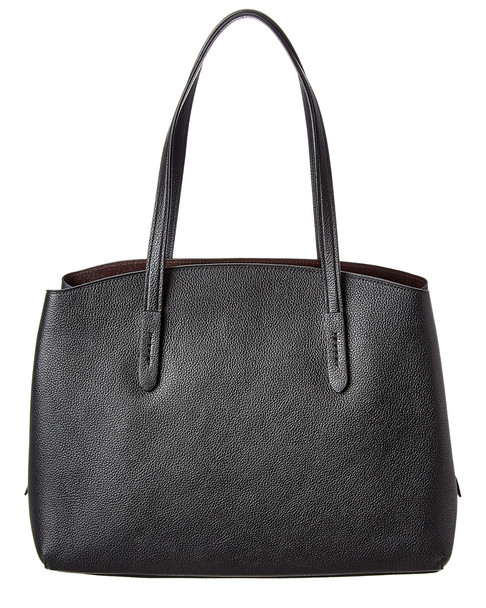 Coach Charlie 40 Leather Tote~11602499620000