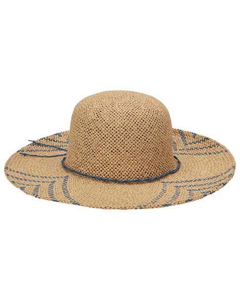 San Diego Hat Company Women's Woven Paper Sun Brim Hat~11717063290000