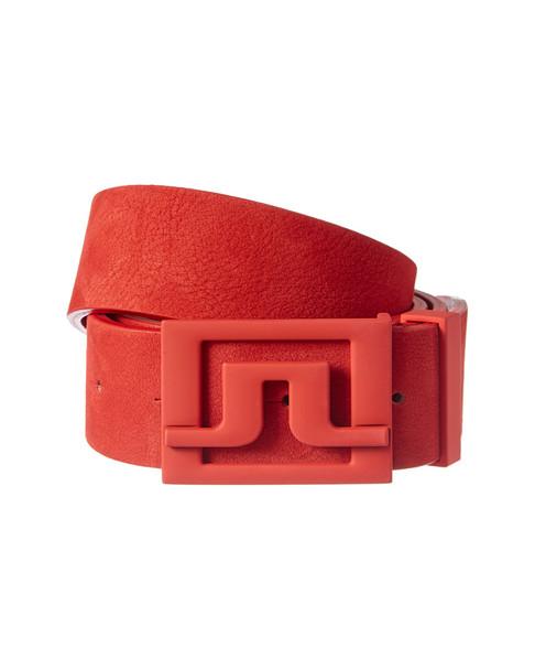 J.Lindeberg Slater 40 Brushed Leather Belt~1222868091