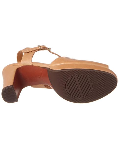 Chie Mihara Nururu Leather Sandal~1311158022