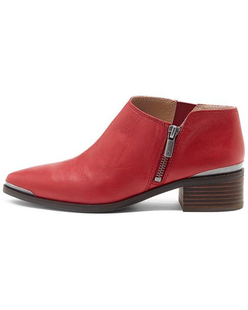 Lucky Brand Koben Leather Bootie~1311230928