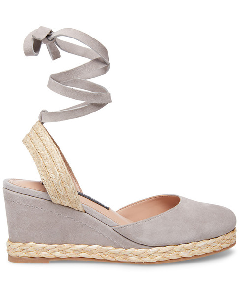 STEVEN by Steve Madden Charly Suede Wedge~1311268042