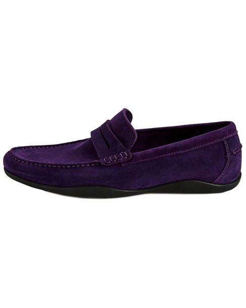 Harry's of London Basel 3D Kudu Leather Slip-On~1312071539