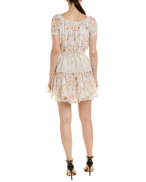 Allison Keyhole Shift Dress~1411010813