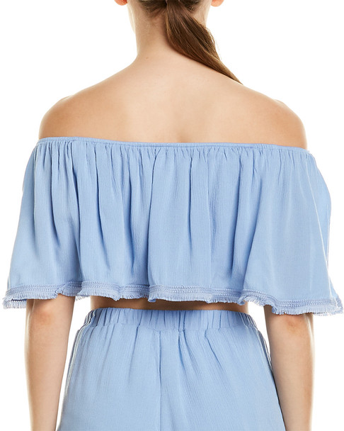 Fore Off-The-Shoulder Blouse~1411087025