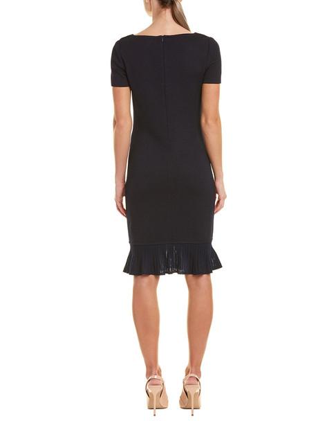 St. John Wool-Blend Sweaterdress~1411189726