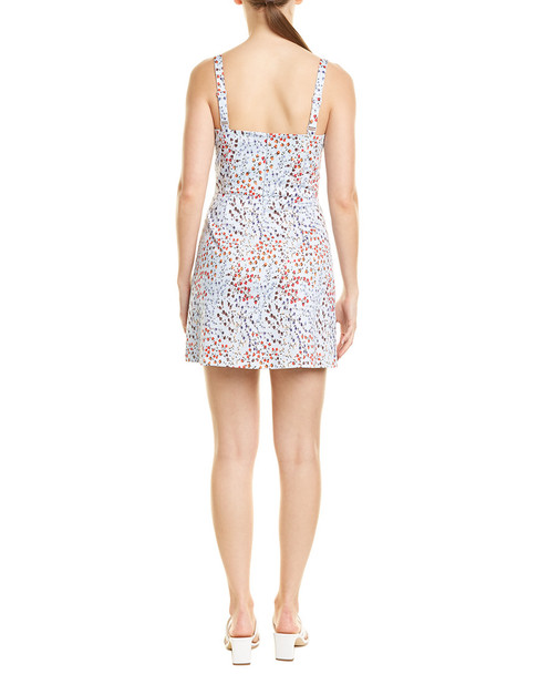 French Connection Frances A-Line Dress~1411191084