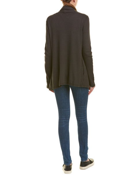 Velvet by Graham & Spencer Havana Thermal Cardigan~1411206843