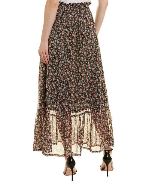 Harper Floral Maxi Skirt~1411230196