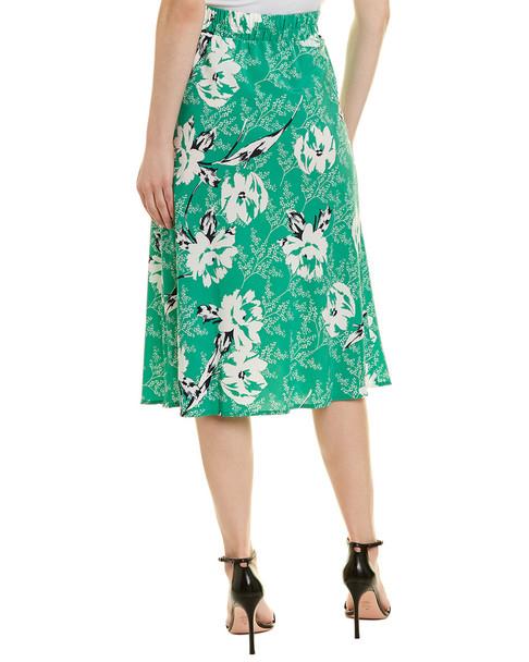 Harper Floral Skirt~1411230203