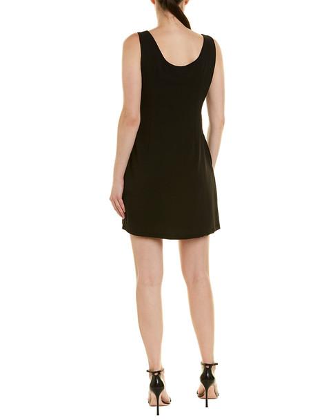 Harper Button Mini Dress~1411230221