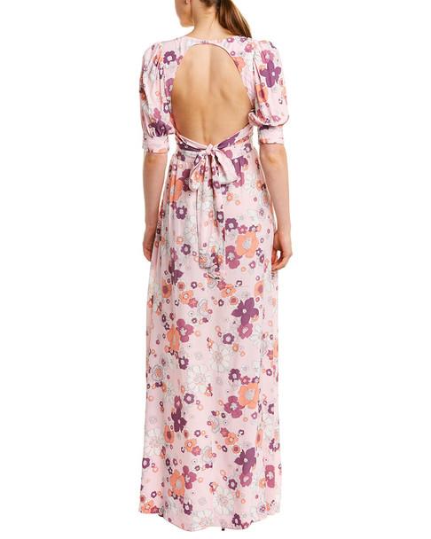 For Love & Lemons Magnolia Maxi Dress~1411257675