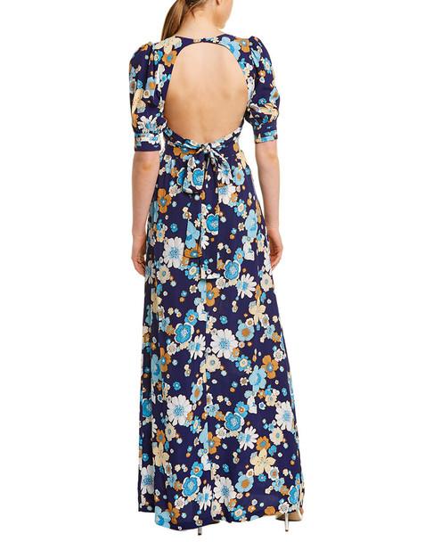 For Love & Lemons Magnolia Maxi Dress~1411257676
