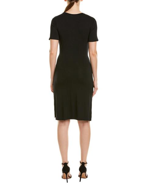 Fore Tie-Waist T-Shirt Dress~1411274101