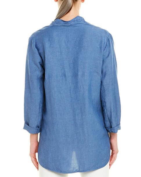 NIC+ZOE Linen-Blend Jacket~1411280288