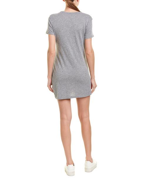 Monrow Tie-Waist T-Shirt Dress~1411459875