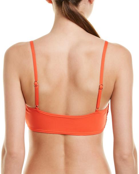 Vince Camuto Square Neck Bikini Top~1411462397