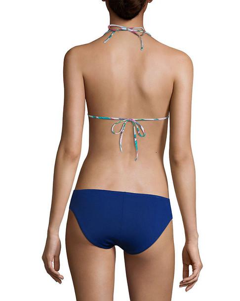 Onia Printed Halter Bikini Top~1411822730