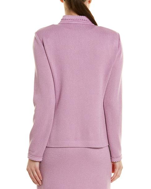 St. John Wool-Blend Jacket~1411838367