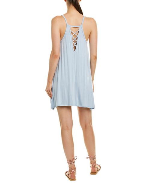 Dee Elly Criss Cross Shift Dress~1411858000