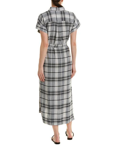 Jones New York Linen-Blend Shirtdress~1411967853