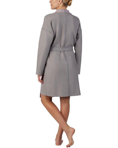 Donna Karan Long Wrap Robe~1412231351