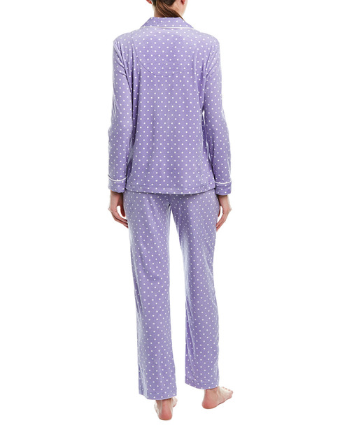 Carole Hochman 2pc Pajama Pant Set~1412658040