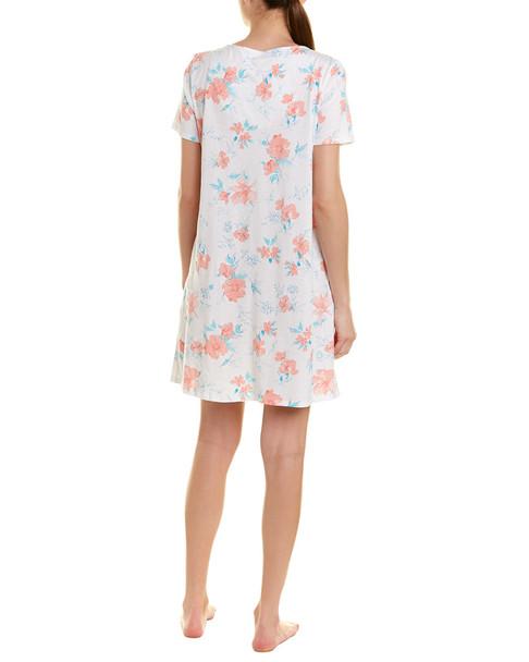 Carole Hochman Watercolor Nightgown~1412731062