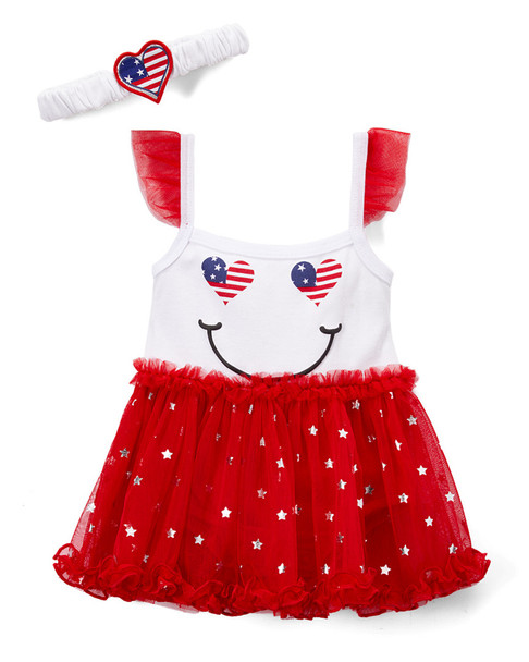 Quiltex Patriotic Dress Set~1511225896