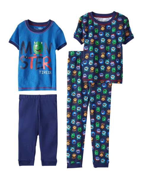 Freestyle 4pc Sleep Set~1511238730