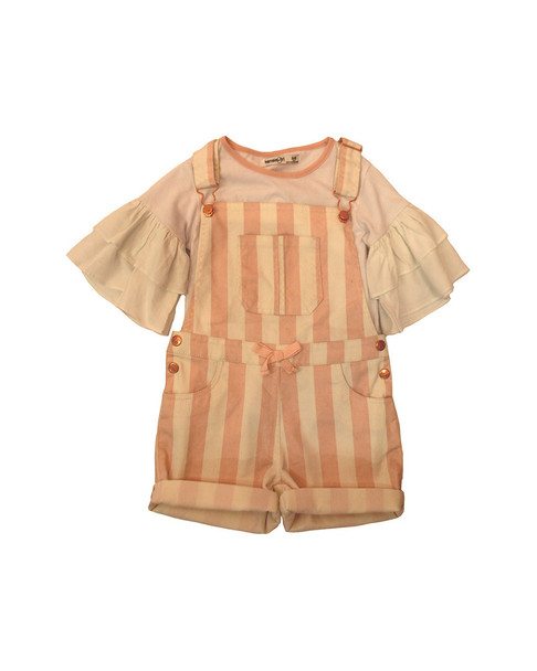 Kensie Girl Shortall & T-Shirt~1511243905