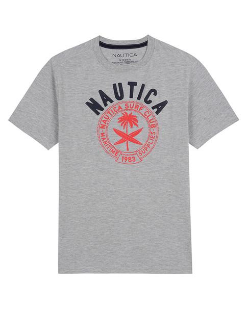 Nautica Duke Print T-Shirt~1511258833