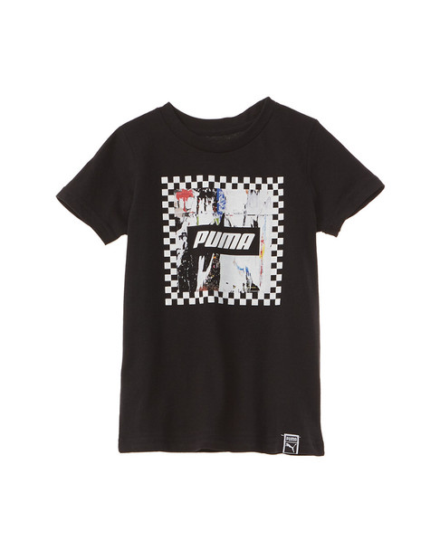 PUMA Rebel Check T-Shirt~1511259091