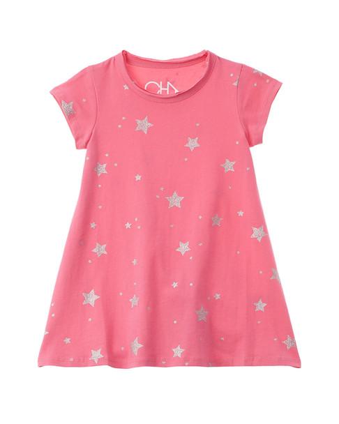 Chaser Glitter Stars T-Shirt~1511261786