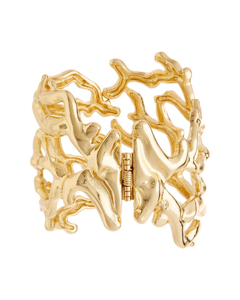 Kenneth Jay Lane Branch Cuff~60202528570000