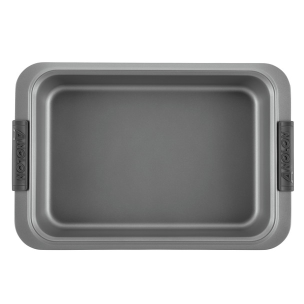 Anolon Advanced Nonstick 3-Piece Bakeware Set - Gray~47363