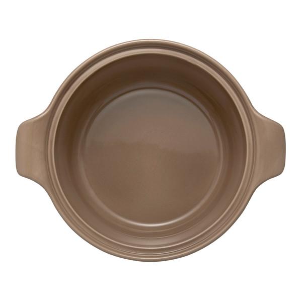 Anolon Vesta Ceramics 2.5-Quart Round Casserole - Umber~46882