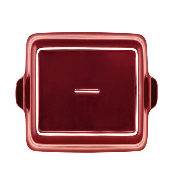 Anolon Vesta Ceramics 9-inch Square Baker - Paprika Red~51033