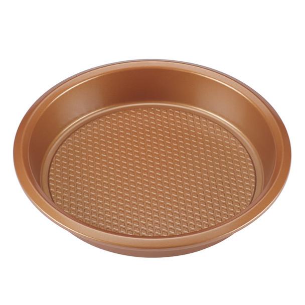 Ayesha Bakeware 9-inch Round Cake Pan - Copper~47003