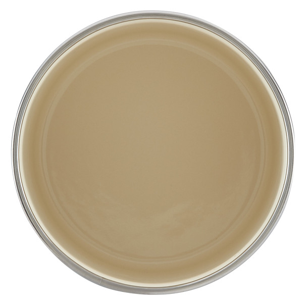Ayesha Collection Enamel-on-Steel 4-inch x 4-inch Bacon Grease Can - French Vanilla~47417