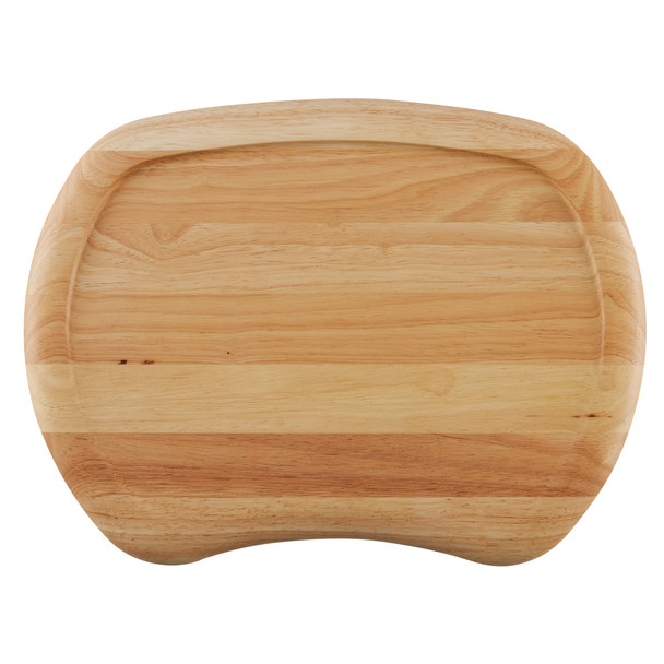 Ayesha Pantryware Parawood 16-inch x 12-inch x 1-inch Cut and Serve Board~47008