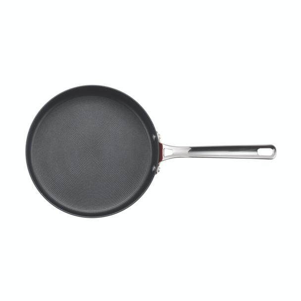 Circulon Genesis Aluminum Nonstick 12-inch Stir Fry Pan - Red~14504