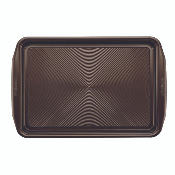 Circulon Nonstick 10-inch x 15-inch Cookie Pan - Chocolate Brown~46008