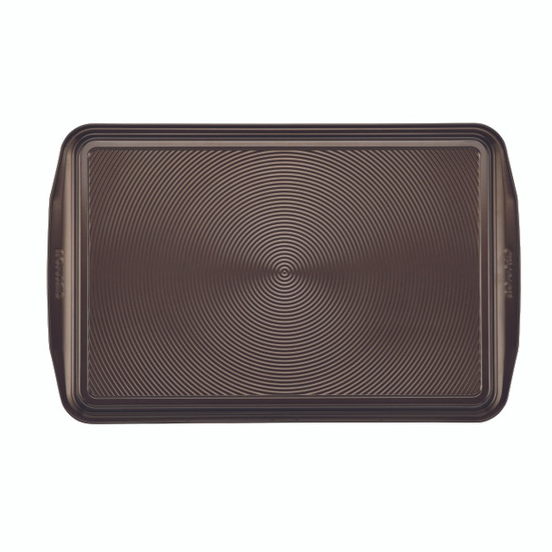 Circulon Nonstick 11-inch x 17-inch Cookie Pan - Chocolate Brown~46009