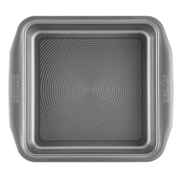 Circulon Nonstick 9-inch Square Cake Pan - Gray~47479