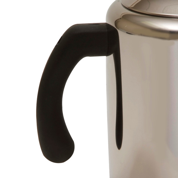 Farberware Classic Stainless Steel Yosemite 8-Cup Coffee Percolator~50124