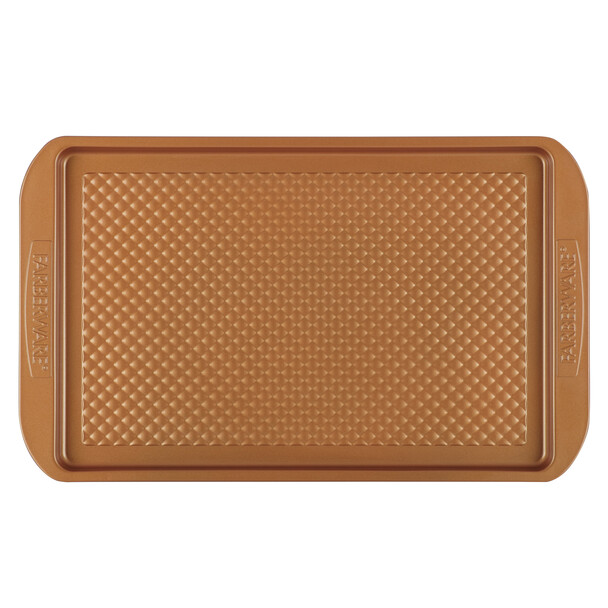 Farberware Colorvive Nonstick 11-inch x 17-inch Cookie Pan - Copper~47139